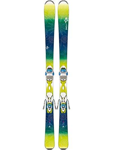 K2 Skis Damen Ski Tainted Luv 74 INKL Bindung ER3 10
