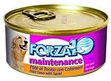 Forza 10 Lata Maintenance Perro Atun Calamar 170 gr