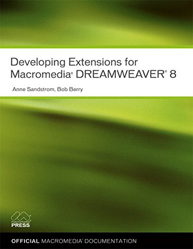 [(Developing Extensions for Macromedia Dreamweaver 8)] [By (author) Ann Sandstrom ] published on (October, 2005) (Extensions Dreamweaver)