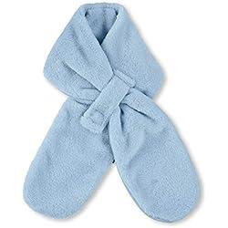 Sterntaler Schal, Sciarpa Bufanda, Azul (Himmel 323), Única (Talla del Fabricante: 80) para Bebés