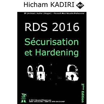 RDS 2016 - Securisation et Hardening: Guide du Consultant