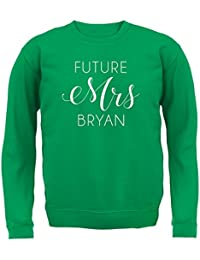 Future Mrs Bryan - Kids Sweatshirt / Sweater - 8 Colours