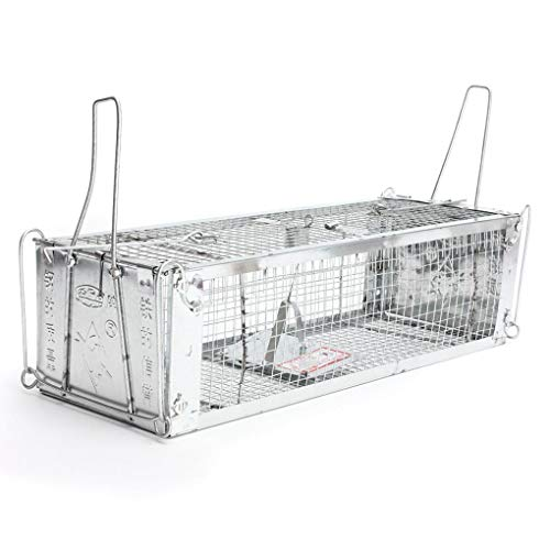 Yongse Two- Door Humane Live Animal Cage Rattenkäfig Mausefänger - Animal Cage Trap