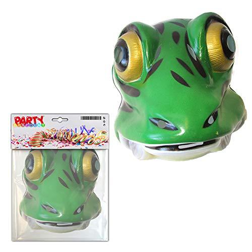 PARTY DISCOUNT ® Hartplastik Tier-Maske für Erwachsene ()