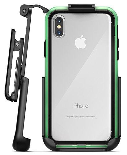 umhüllte Gürtelclip Holster für Lifeproof Slam Fall-iPhone X (Fall Nicht im Lieferumfang Enthalten) Lifeproof Belt Clip