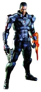 Square Enix Mass Effect 3: Play Arts Kai: Commander Shepard Action Figur