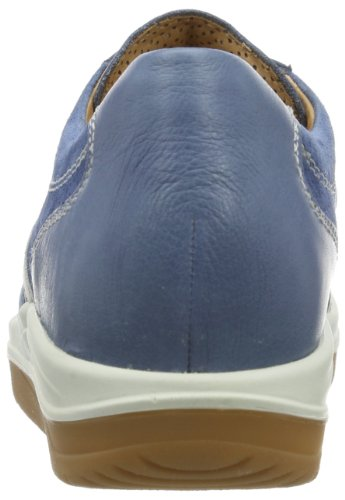 Ganter Aktiv Gisa, Weite G, Scarpe Stringate Donna Blu (Blau (blue/stone 3268))
