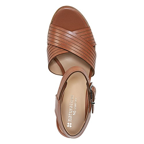 Naturalizer, Sandali donna Tan Leather