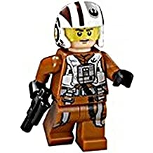 LEGO Star Wars: The Force Awakens - Resistance X-Wing Pilot Minifigure by LEGO