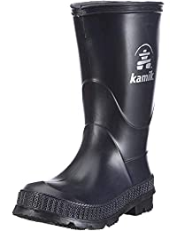 Kamik Stomp, Botas de Agua Unisex Niños, US