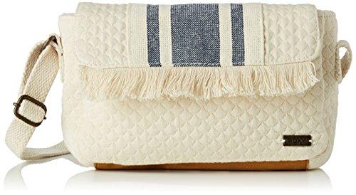 Roxy Damen Island Resort Schultertasche, Weiß (Marshmallow/Solid), 22x42x48 centimeters (Handtaschen Weiße Roxy)