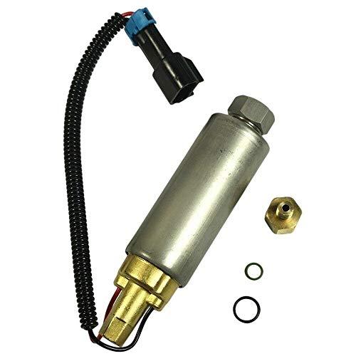 W.Z.H.H.H Benzinpumpe Elektrische Kraftstoffpumpe for M E R C U R Y Mercruiser Boot 4.3 5.0 5.7 861155A3 V6-V8-Carb Änderung Zubehör