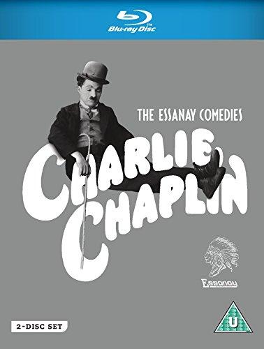 Bild von Charlie Chaplin: The Essanay Comedies [Blu-ray] [UK Import]