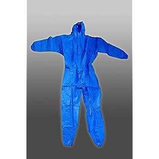 Awotex Einwegoverall blau, XXL (50er Pack)
