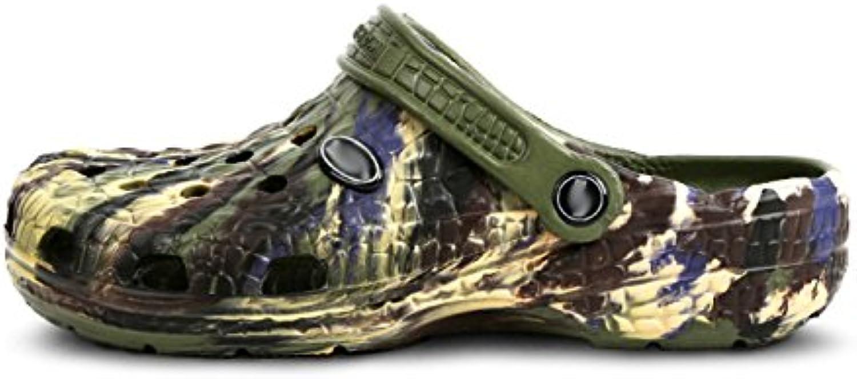 JQNSX Zapatos De Playa para Hombres Zapatos Antideslizantes Zapatos Transpirables Estudiantes Sandalias De Playa