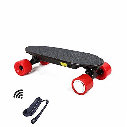 Lemonda Mini Taille 4 Roues Swagboard Skateboard Electrique avec...