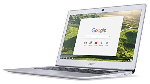 Acer Chromebook 14 CB3-431-C5FM Laptop (Chrome, 4GB RAM, 32GB HDD) White Price in India