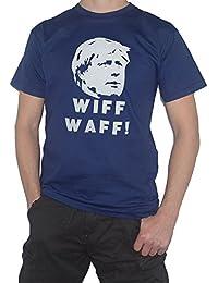 Wiff Waff! Boris Johnson T-Shirt (Ping Pong / Table Tennis)