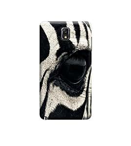 Ebby Premium Printed 3D Designer Back Case Cover For Samsung Note 3 (Premium Designer Cae)