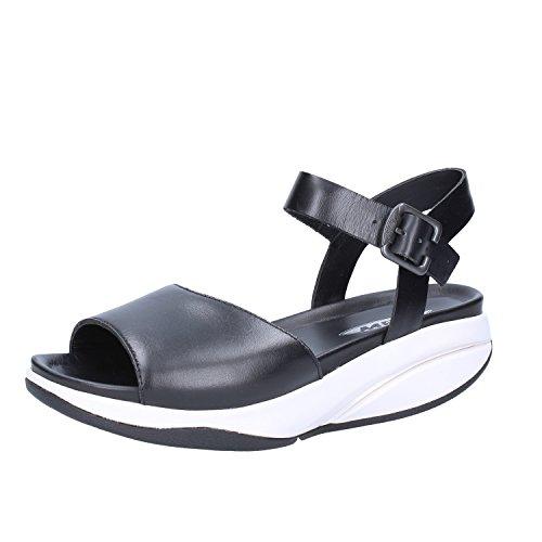 MBT Damen Kizzy W Sandal Slingback Black