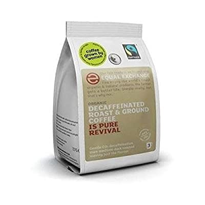 Equal Exchange Org Decaf Ground Coffee 227g by Equal Exchange