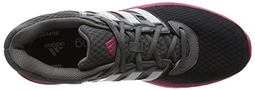 adidas Performance Galaxy 2, Scarpe da Corsa Donna, Multicolore Rosa (Bold Pink/Core Black/Ftwr White)