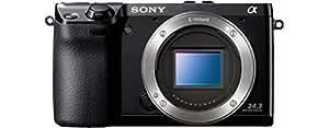 Sony NEX-7B Systemkamera (24 Megapixel, 7,5 cm (3 Zoll) Display, Full HD Video) Gehäuse