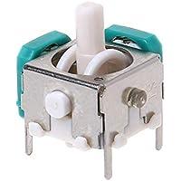 NOLOGO JS-mlx 5PCS 3D analógico joysticks Sensor módulo de lápiz de reemplazo de Piezas de reparación Juego de Accesorios