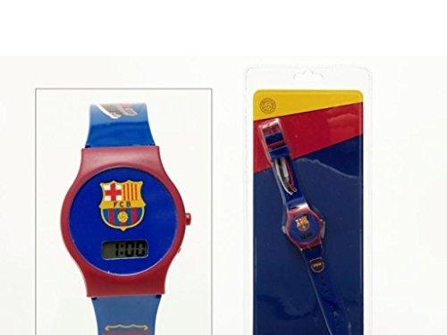 Reloj pulsera digital en blister.