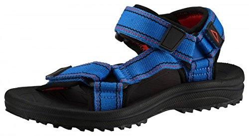 Secuclas Sandales de McKinley Trek Maui Jr blue royal/ rot/ bla