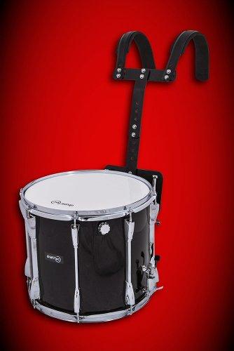 Marching Snare Drum / Fan Trommel / Kleine Trommel mit Tragegestell Größe: 14