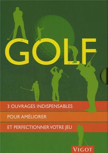 Golf : 3 ouvrages indispensables pour améliorer et perfectionner votre jeu par Duncan Lennard