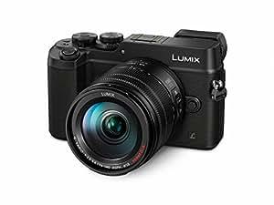 Panasonic Lumix DMC-GX8HEB-K Compact System Camera (20.3 MP, 14-140 mm Lens) - Black