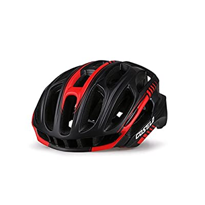 235g Ultra Light Weight - Cycle Cycling Road Bike Mountain MTB Bicycle Safety Helmet - Safety Certified Bicycle Helmets For Adult Men & Women, Teen Boys & Girls - Comfortable , Lightweight , Breathable from Zidz