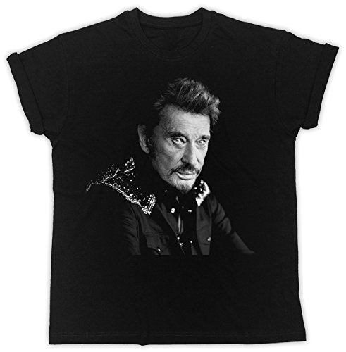 t-shirt Johnny Hallyday