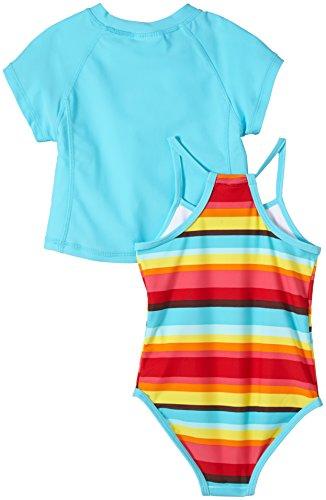 snapper rock maillot de bain pour fille de t shirt et anti. Black Bedroom Furniture Sets. Home Design Ideas