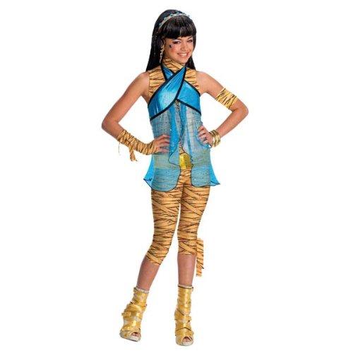 NEU Kinder-Kostüm Cleo de Nile, Gr. - Cleo De Nile Kostüm Zubehör