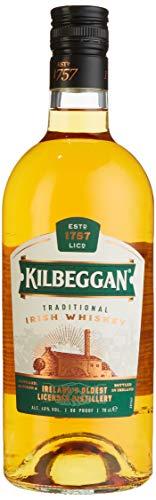 Kilbeggan Irish Whiskey, 1er Pack (1 x 700 ml)