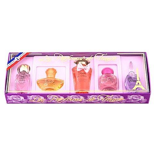 Charrier Parfums - Coffret 5 Parfums Charrier 'Les Parfums de France' 40,6ml