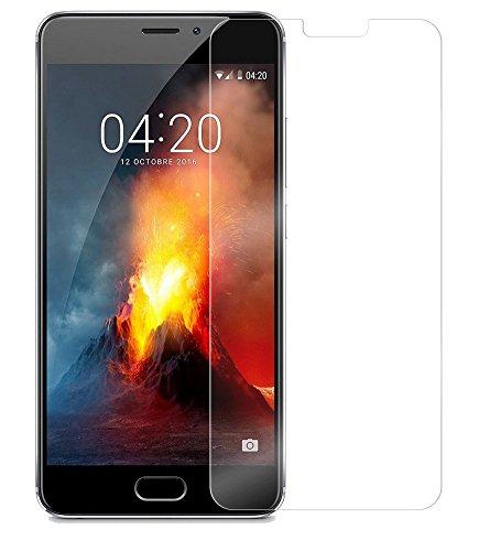Kepuch Meizu M5 Note Schutzfolie Bildschirmschutzfolie - 2 Stück 9H Panzerglas Folie Screen Protector Retail-Verpackung für Meizu M5 Note