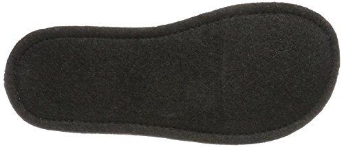 Supersoft Damen 522 226 Pantoffeln Grau (Dk Grey)