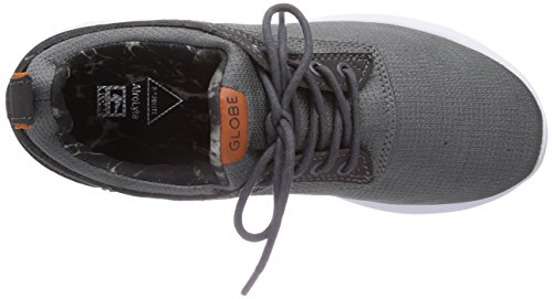 Globe Roam Lyte, Low-Top Sneaker mixte adulte gris (charcoal 15024)