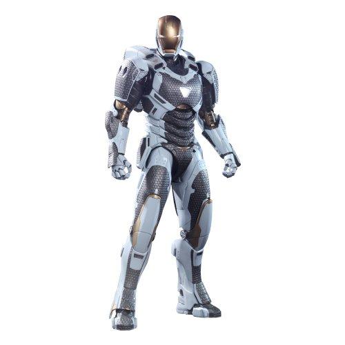ムービー・マスターピース アイアンマン3 アイアンマン・マーク39 (スターブースト) 1/6スケール プラスチック製 塗装済み可動フィギュア (2次出荷分)