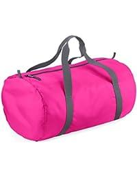 BagBase: Packaway Barrel Bag BG150