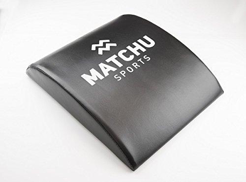 Matchu Sports Ab Crunch Sit Up Matte - Bauchtrainer - Abdominal Core Trainer