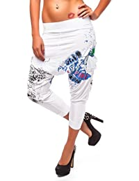 CHICK REBELLE - Pantalon -  - Sarouel - Uni Femme