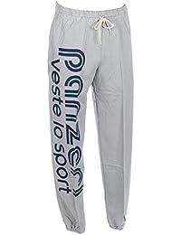 Panzeri - Uni h gris jersey pant - Pantalon de survêtement