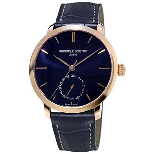 montre-frederique-constant-affichage-bracelet-et-cadran-fc-710n4s4