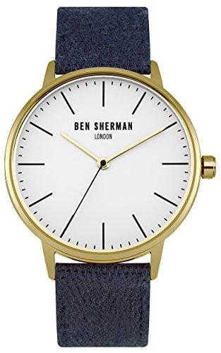 ben-sherman-orologio-da-polso-analogico-uomo-tessuto-blu-marino