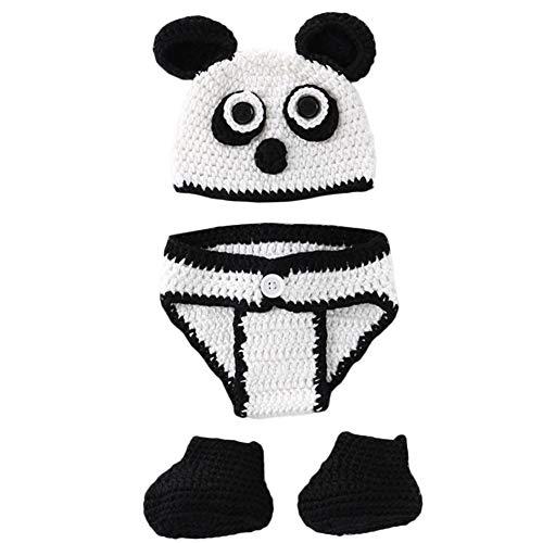 - Panda Hut Kostüm
